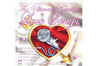 Karaoke - The Ultimate Karaoke Love Songs (Cd) [CD]