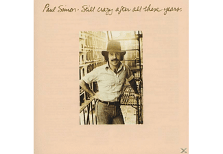 Paul Simon - STILL CRAZY AFTER ALL THESE YEARS - (CD)
