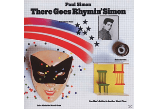 Paul Simon - THERE GOES RHYMIN SIMON - (CD)
