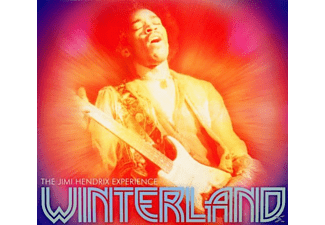 The Jimi Hendrix Experience - WINTERLAND - (CD)