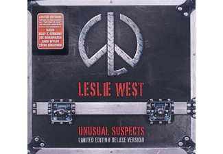 Leslie West - Unusual Suspects - Limited Edition (CD)