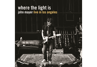 John Mayer - Where The Light Is - (Vinyl)