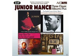 Junior Mance - 3 Classic Albums Plus - (CD)