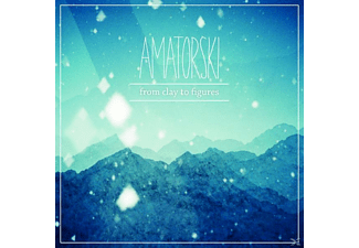 Amatorski - From Clay To Figures - (CD)