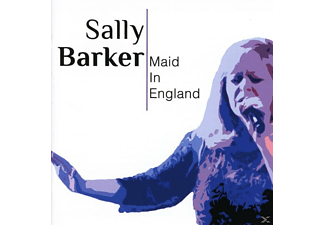 Sally Barker - Maid In England - (CD)