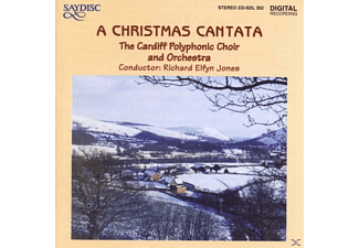 Th Cardiff Polyphonic Choir And Or - A Christmas Cantata - (CD)