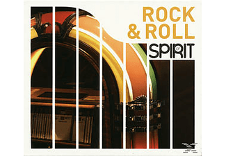 VARIOUS - Spirit Of Rock & Roll - (CD)