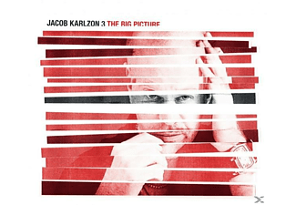 Jacob Karlzon 3 - The Big Picture - (CD)