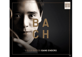 Isang Enders - Cellosuiten 1-6 - (CD)