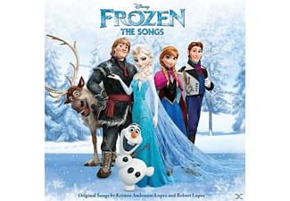 Various - Frozen (Die Eiskönigin): The Songs, Englisch - (CD)