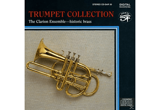 The Clarion Ensemble - Trumpet Collection - (CD)