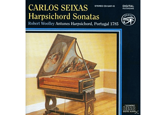 Wooley - Harpsichord Sonatas - (CD)