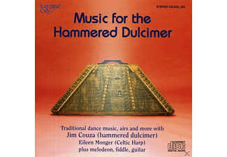 Monger Couza - Music for the Hammered Dulcimer - (CD)
