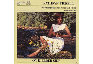 Kathryn Tickell - On Kielder Side - (CD)
