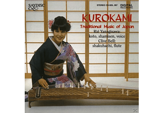 Rie - Kurokami - Kurokami-Traditional Music of J - (CD)