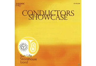 Sun Life Stanshawe Band - Conductors Showcase - (CD)