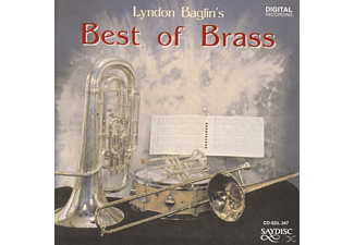 Baglin & Various Artists - Best of Brass - (CD)