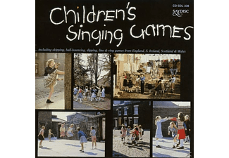 VARIOUS - Children's Singing Games - (CD)