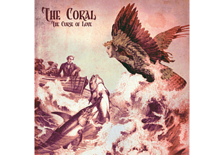 The Coral - The Curse Of Love - (CD)