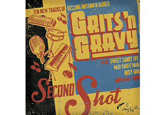 Grits 'n Gravy - Second Shot [CD]