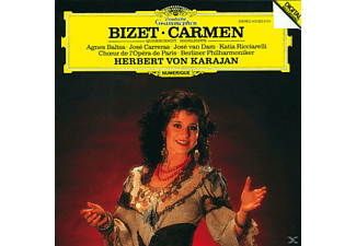 Carl August Nielsen, CARRERAS/BALTSA/KARAJAN/BP - Carmen (Qs) - (CD)