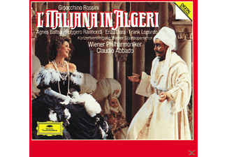 Agnes Baltsa, Baltsa/Raimondi/Abbado/WP - Italiana In Algeri (Ga) - (CD)