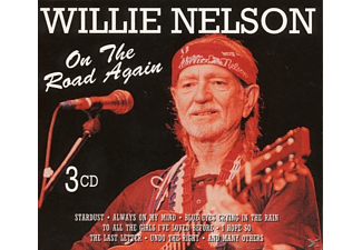 Willie Nelson - On The Road Again - (CD)