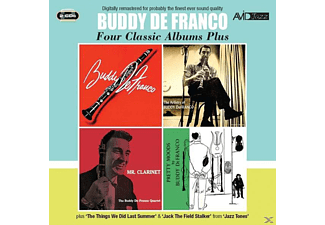 Buddy DeFranco - 4 Classic Albums Plus - (CD)