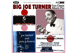 Big Joe Turner - 2 Classic Albums Plus - (CD)