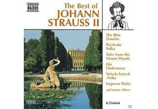 VARIOUS - Best Of Johann Strauss II - (CD)