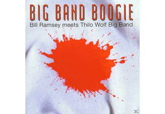 Bill/meets Thilo Wolf Big Band Ramsey - Big Band Boogie - (CD)
