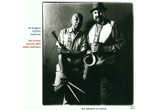 Ed Thigpen Rhythm Feat: Joe Lovano, Ed Thigpen Rhythm Feat: Joe Lovano/Carsten Dahl - The Element Of Swing - (CD)