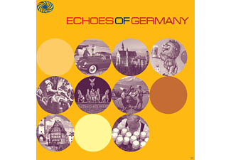 VARIOUS - Echoes Of Germany - (CD)
