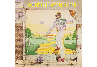 Elton John - Goodbye Yellow Brick Road (40th Anniversary Edt.) - (CD)