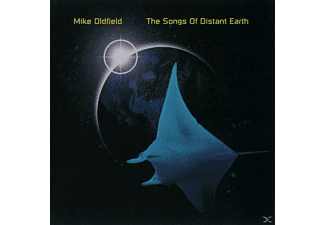 Mike Oldfield - The Songs Of Distant Earth - (Vinyl)