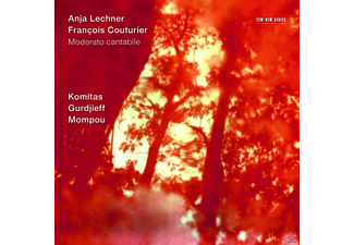 Lechner, Anja / Couturier, Francois - Moderato Cantabile - (CD)