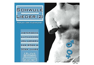 Various - Schwule Lieder Vol.2-Digipack - (CD)