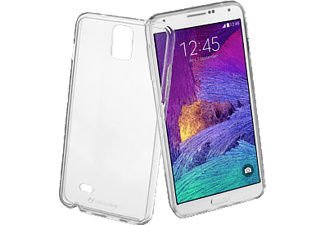 CELLULARLINE Clear Duo backcover transparent (CLEARDUOPHNOTE4T)