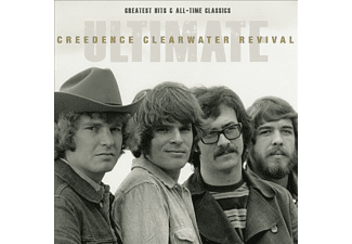 Creedence Clearwater Revival - Ultimate - Greatest Hits & All-Time Classics (CD)