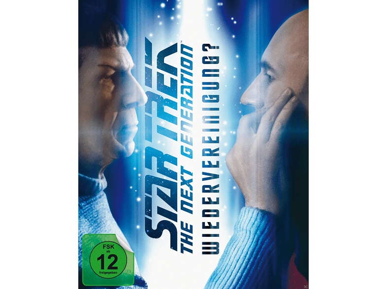Star Trek: The Next Generation - Wiedervereinigung? [Blu-ray]