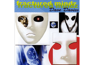Dave Davies - Fractured Mindz (CD)