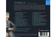 Capella De La Torre - Isabella-Music For A Queen [CD]