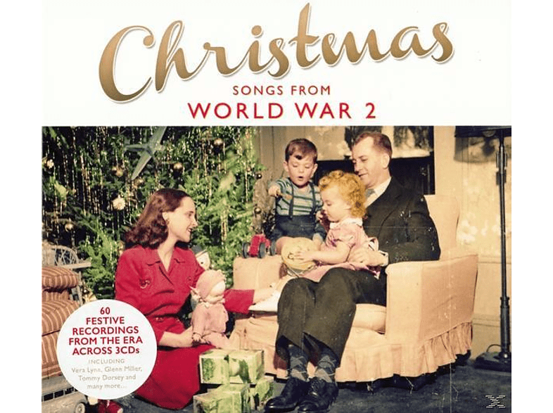 VARIOUS - Christmas Songs From Ww 2 [CD]