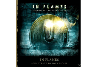 In Flames - Soundtrack To Your Escape (Re-Issue 14) Special - (CD)