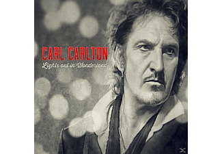 Carl Carlton - Lights Out In Wonderland - (CD)