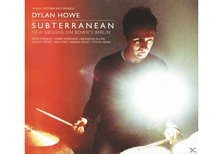 Dylan Howe - Subterranean:New Designs On Bowie's Berlin - (Vinyl)
