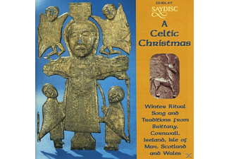 VARIOUS - A Celtic Christmas - (CD)