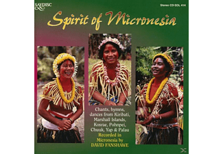 VARIOUS - World Music-Spirit of Micronesi - (CD)