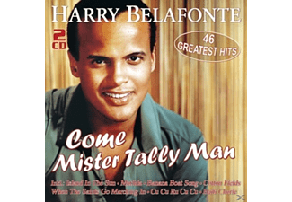 Harry Belafonte - Come Mister Tally Man-46 Greatest Hits - (CD)