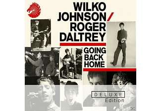 Johnson,Wilko & Daltrey,Roger - Going Back Home (Deluxe Edition) - (CD)